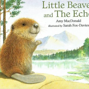 little beaver and the echo inglés divertido