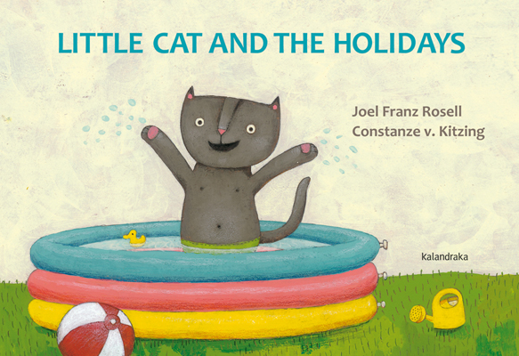 little cat and the holidays inglés divertido