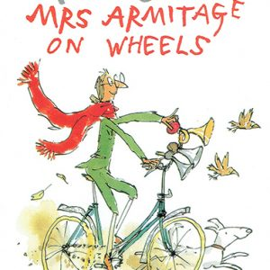 mrs armitage on wheels inglés divertido