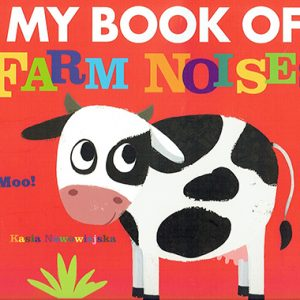 my book of farm noises inglés divertido