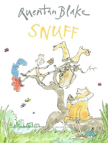 snuff inglés divertido