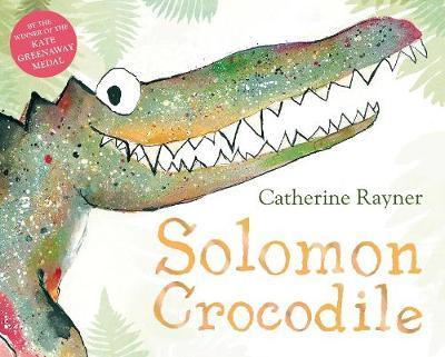 solomon crocodile inglés divertido