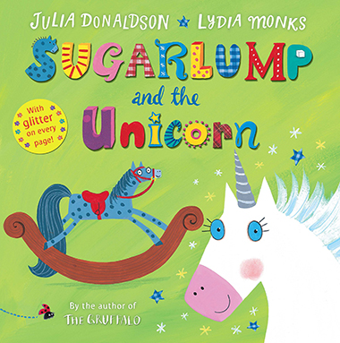 sugarlump and the unicorn inglés divertido