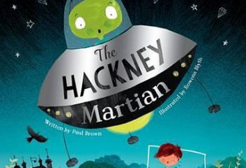 the hackney martian inglés divertido