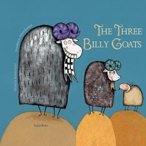 the three billy goats inglés divertido
