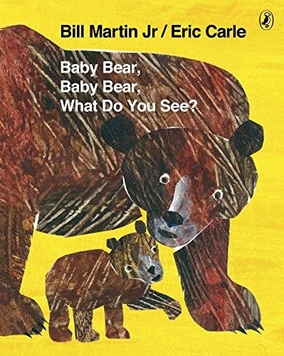 baby bear baby bear what do you see inglés divertido
