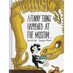a funny thing happened at the museum inglés divertido