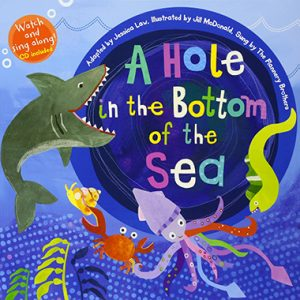 a hole in the bottom of the sea inglés divertido
