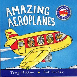 amazing aeroplanes inglés divertido