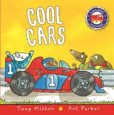 cool cars inglés divertido