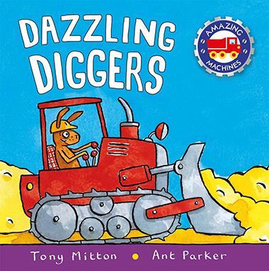 dazzling diggers inglés divertido