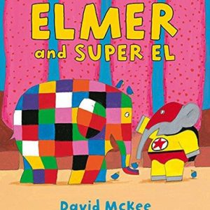 elmer and super el inglés divertido