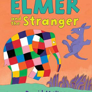 elmer and the stranger inglés divertido