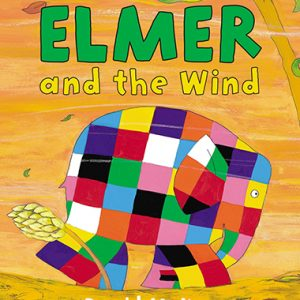 elmer and the wind inglés divertido