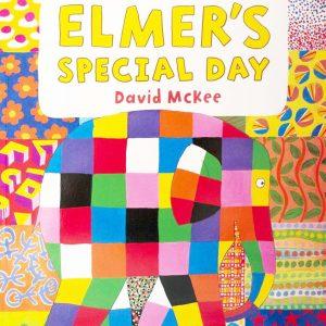 elmer special day inglés divertido