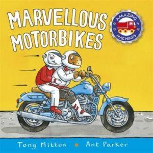 marvellous motorbikes inglés divertido