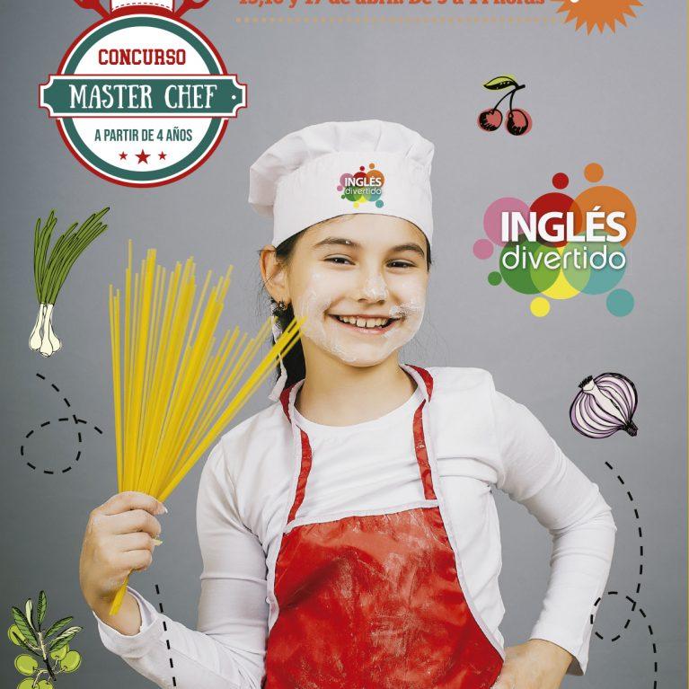 Esta Semana Santa: «Concurso Master Chef»