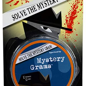 mystery grams inglés divertido