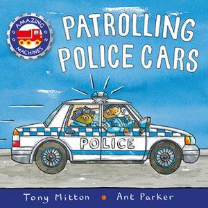 patrolling police cars inglés divertido