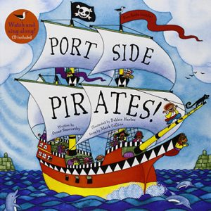 port side pirates inglés divertido