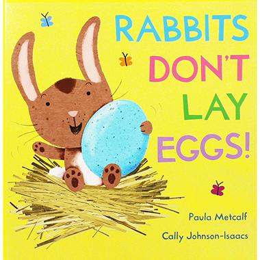 rabbits don't lay eggs inglés divertido