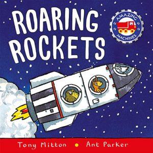roaring rockets inglés divertido