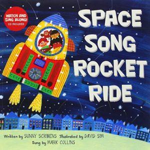 space song rocket ride inglés divertido