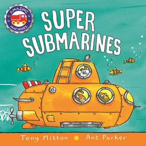 super submarines inglés divertido