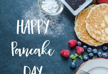 taller pancake day inglés divertido