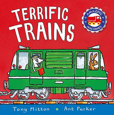terrific trains inglés divertido