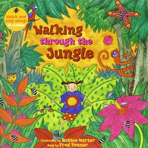walking through the jungle inglés divertido