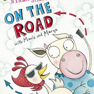 on the road with mavis and marge inglés divertido