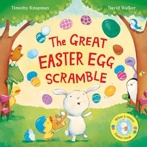 the great easter egg scramble inglés divertido