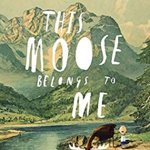 this moose belongs to me inglés divertido