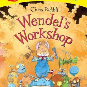 wendel's workshop let's read inglés divertido