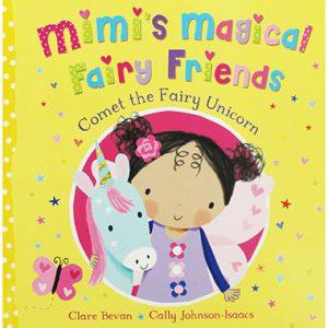 comet-the-fairy-unicorn-mimi-s-magical-fairy-friends-ingles-divertido