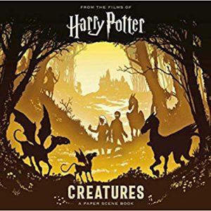 creatures-a-paper-scene-book-ingles-divertido