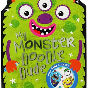 my-monster-doodle-dude-ingles-divertido