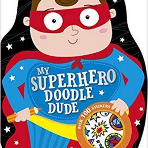 my-superhero-doodle-dude-ingles-divertido