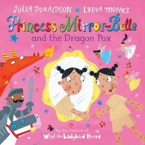 princess-mirror-belle-and-the-dragon-pox-ingles-divertido