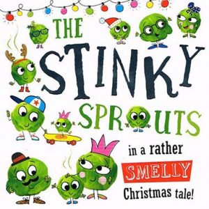 the-stinky-sprouts-in-a-rather-smelly-christmas-tale-ingles-divertido