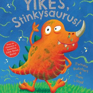 yikes-stinkysaurus-ingles-divertido
