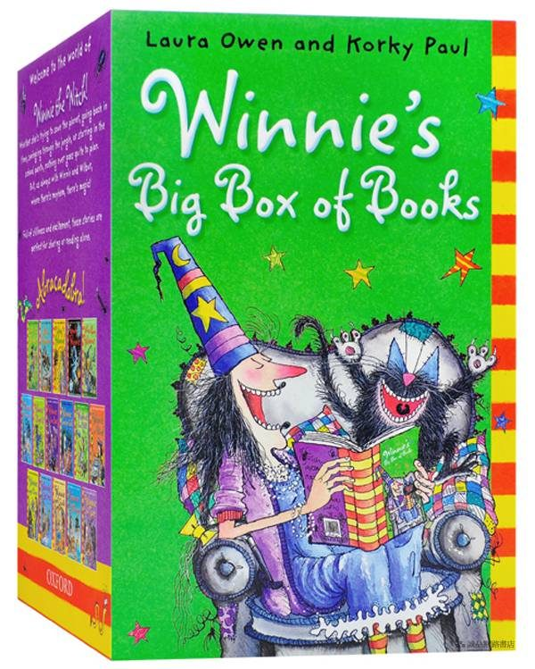 Winnie's-big-box-of-books-ingles-divertido