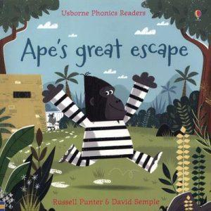 ape's-great-escape-ingles-divertido