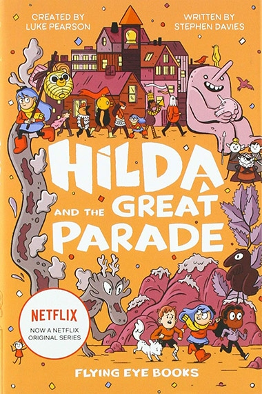hilda-and-the-great-parade-ingles-divertido