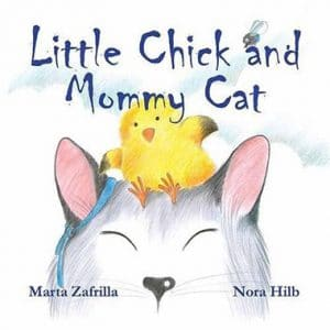little-chick-and-mommy-cat-ingles-divertido