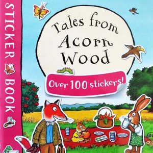 tales-from-acorn-wood-sticker-book-ingles-divertido