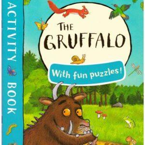 the-gruffalo-activity book-ingles-divertido