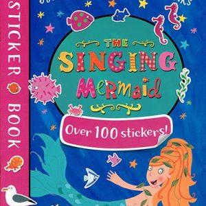 the-singing-mermaid-sticker-book-ingles-divertido