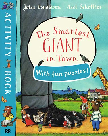 the-smartest-giant-in-town-activity-book-ingles-divertido